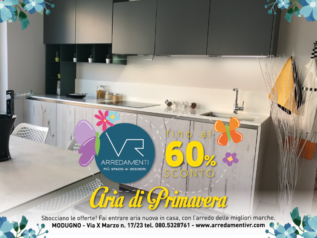Promozioni - Arredamenti VR - Modugno, Bari